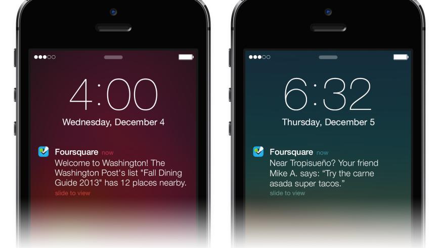 Denn sie wissen, was sie tun sollen: Verhaltensbasierte Empfehlungen zur Tagesgestaltung kommen aufs Smartphone