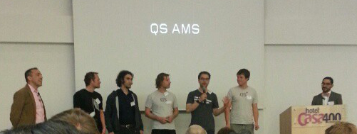 Our Session at the Quantified Self Europe Conference