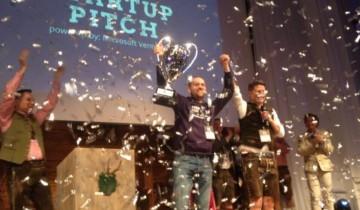 Datarella Wins Bits&Pretzels Startup Pitch