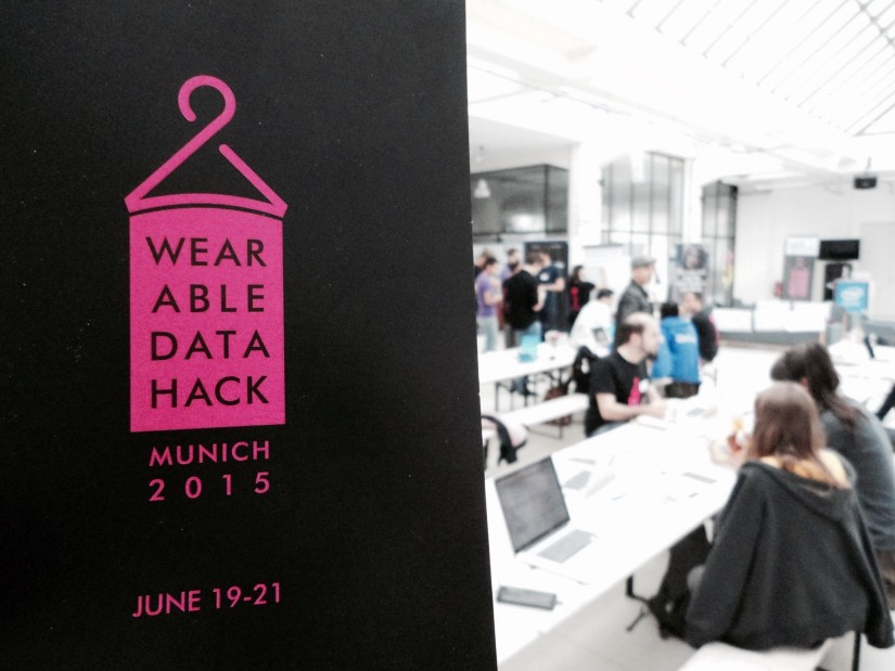 Wearable Data Hack Munich 2015