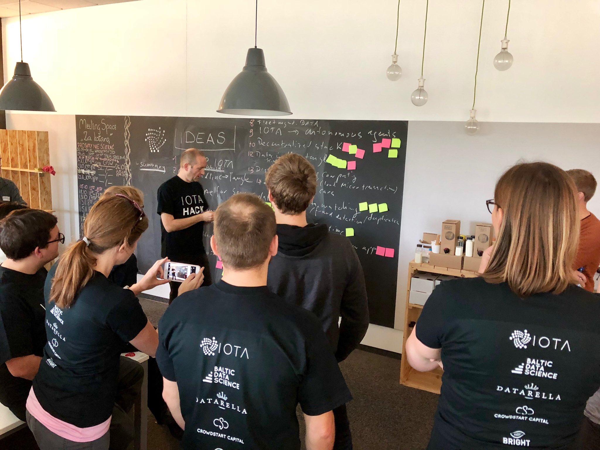 IOTA Hackathon: Open Car Charging Network (Part 1)