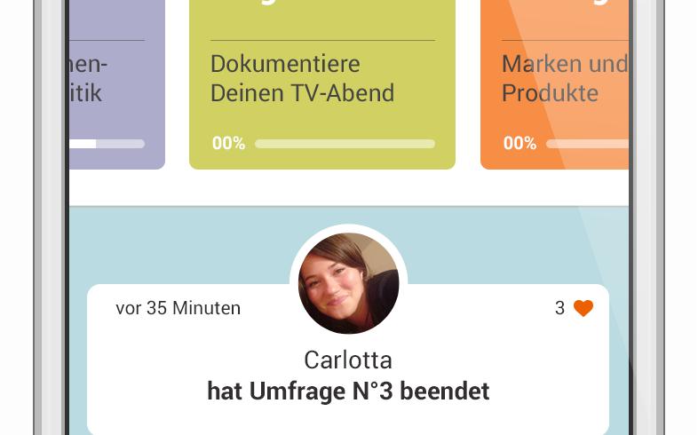 explore – Die Behavioral Analytics App von Datarella